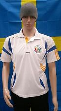 County Clare (Ireland) GAA Senior Camogie Munster Final Polo Shirt (Adult Small)