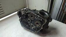 80 YAMAHA XT250 SR TT XT 250 YM195B. ENGINE CRANKCASE CASES