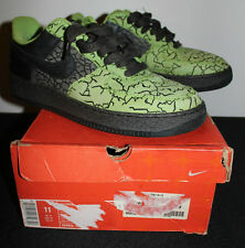 Nike Air Force 1 Huf Quake Sneakers Men's Size 11 AF1 With Box Lightly Used