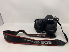 Canon EOS 6D Mark II 26.2MP Digital SLR Camera w/ 50mm 1.8 Lens - 24,228 Shutter
