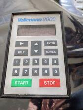 VOLKMANN 9000 OPERATOR INTERFACE HMI OPTION PARAMETER UNIT TERMINAL