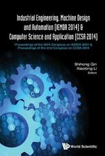 Industrial Engineering, Machine Design and Automation (Iemda 2014) and...