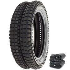 Shinko SR241 Trail Tire Set - Honda CL100K CL160 - 1966-1970 - Tires and Tubes