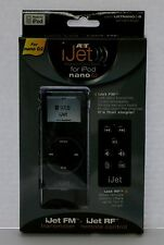 iJet Wireless Remote Control for iPod Nano G2 - Black