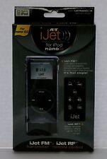 iJet Wireless Remote Control for iPod Nano G2 - Black