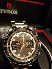 70330N TUDOR/ROLEX HERITAGE CHRONO 42MM STEEL CASE AUTOMATIC MEN'S WATCH