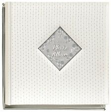 Silk Luxury Traditional Photo Album 100 Page 31 x 31 cm White-Innova-Q8206344