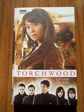 Torchwood Skypoint Captain Jack Gwen Cooper Doctor Who Spinoff Hardback