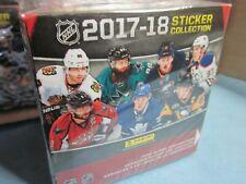 2017-18 Panini NHL Hockey Sticker Collection Sealed 50 pack Box Matthews Rookie