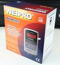 Weipro Ph2010a Ph Meter and Controller Ph Online Monitor Good Quality RELIABLE