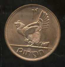 IRLANDE  1 penny 1968  ( SPL )