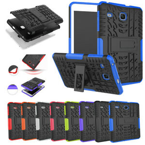 For Samsung Galaxy Tab E 8.0 T377 T378 Case Defender Shockproof Stand Cover