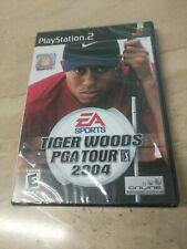 Tiger Woods PGA Tour 2004 PlayStation 2 PS2 EA Sports