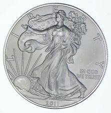 Better Date 2011 American Silver Eagle 1 Troy Oz .999 Fine Silver *856