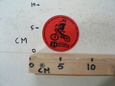 STICKER,DECAL BMX CYCLE HARMELINK RIJWIELEN ENSCHEDE