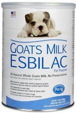 Esbilac Natural Goats Milk Fomula Supplement for Dogs & Puppies 12oz PetAg