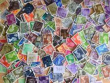 300 Different Great Britain Regionals Stamp Collection