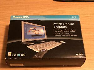 DViCO FusionHDTV Pro DVB-T PCI with Remote Control