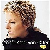 The Art of Anne Sofie Von Otter,Artist - Anne-Sofie Von Otter, in Good condition
