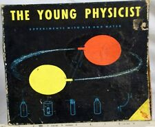 Vintage The Young Physicist - Experiments with Air & Water Made in Germany 1957