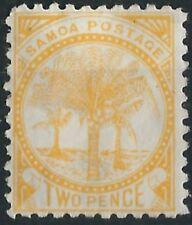 Victorian (1840-1901) Postage Samoan Stamps (Pre-1962)