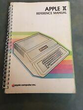 APPLE II Reference Manual Fold-Out Diagram Addendum Hardware Firmware ROM VTG