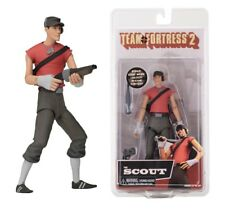 NECA Team Fortress 2 Red Scout Series 4 Action Figure IN STOCK!