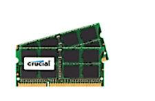 Crucial 16GB (2 x 8GB) PC3L 12800 (DDR3L-1600) Memory (CT2K8G3S160BM)