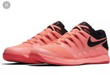 Nike Air Zoom Vapor X HC RF Roger Federer Lava Glow AA8030-660 Men's Size 12 New