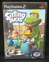 Sitting Ducks - PS2 Playstation 2 Game Tested Working Complete