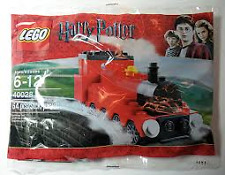 * New * LEGO 40028 Harry Potter Train Hogwarts Express Sealed Polybag Rare Set