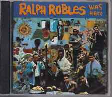 Mega RARE Fania FIRST PRESSING Ralph Robles WAS HERE vocal JOSE PILICHE ELISIER