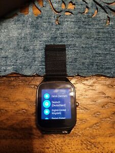Used ASUS ZenWatch 2