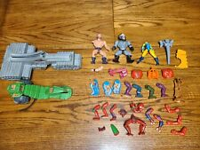 motu he man master of the universe vintage lot stinkor clawful machaneck stridor