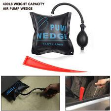 20Car Air Pump Wedge Inflatable Hand Pump Door Window Shim Entry Open Tool Trim