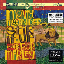 Monty Alexander Stir It Up The Music of Bob Marley UltraHD CD LE LIMUHD077LE