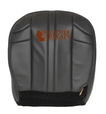 2004 2005 Jeep Grand Cherokee Driver Side Bottom Vinyl Seat Cover Dark Gray