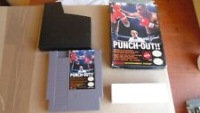 PUNCH-OUT!! NES NINTENDO VIDEOGAME TOYS RETROGAME ''M''