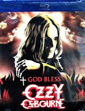 God Bless Ozzy Osbourne NEW Blu-ray, Rock, Tommy Lee , Sharon ,Tribeca Film,Jack