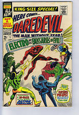 Daredevil King Size #1 Marvel 1967