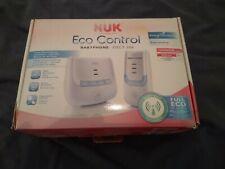 NUK Babyphone Eco Control DECT 266 - kaum benutzt - OVP