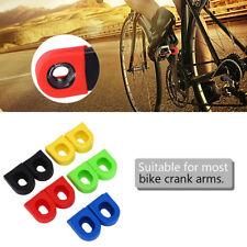 1Par Protector Brazo de Manivela Bielas Protección Bicicleta Crank Arm Boots
