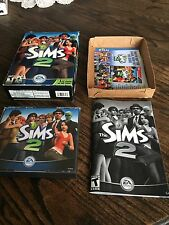Sim 2 PC Game Complete Windows XP Etc Cib PC3