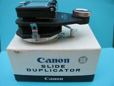 Vintage Canon 55 Slide Duplicator - Made in Japan