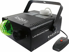 IBIZA DJ MACHINE À BROUILLARD LSM500ASTRO avec étoiles Effet de lumière fumée