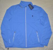 New 2XL XXL Polo Golf Ralph Lauren Mens Hooded windbreaker packable rain jacket