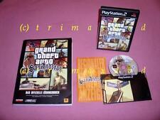 GTA San Andreas _ Grand Theft Auto San Andreas & Offiz.Lösungsbuch _ Erstausgabe