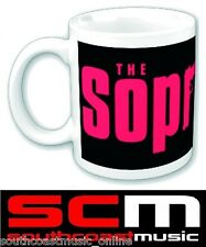 OFFICIAL LICENSED - THE SOPRANOS BOXED MUG  COFFEE CUP DRINKWARE TV SHOW LOGO