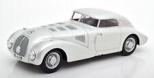 1:18 BoS Mercedes 540K Stromlinienwagen 1938 silver