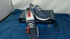 Skechers GO STEP-Indigo Boat Shoe - WMNS Size 9 US/6 UK - Denim - New With Box
